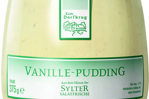 Vanille Pudding